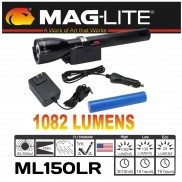 Maglite ML150LR Rechargeable
