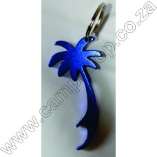 B11 Ultratec Coconut Tree Key Ring Opener Blue