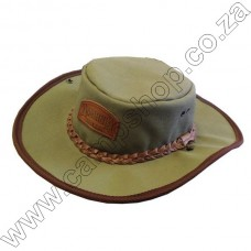 Ram Water Proof Canvas Bush Hat Small 56cm