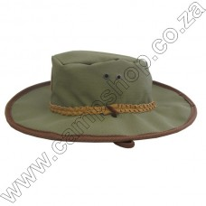Ram Water Proof Canvas Bush Hat Xlarge 62cm