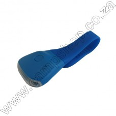 Blue Innovative Baglite Silicone Band