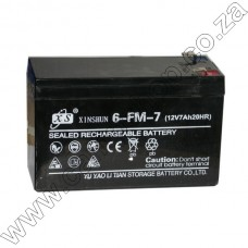 12V 7Ah Gel Cell Battery