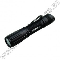 Nextorch E51 1000L Compact, Direct Charging 18650 (Included -2600Mah) Rechargeable Flashlight