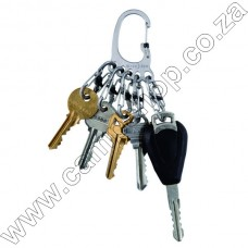 Bigfoot Locker Keyrack - Stainless