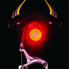 Bikelit LED Bike Light - Combo 2 Pack - Red and White
