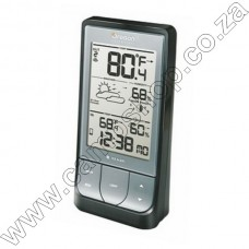 BAR218HG Weather at Home Bluetooth EnabLED Weather Station - Dark Grey Oregon