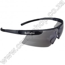 T72-20Rd Radians T72 Glasses Black Frame - Smoke Lens