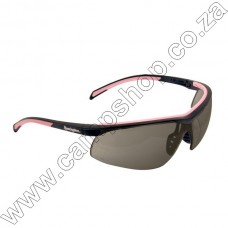 T71P-20C Remington T71 Blk and Pink Shooting Glasses Smoke