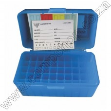 RAM CARTRIDGE STORAGE BOX (50) .223