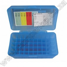 RAM CARTRIDGE STORAGE BOX (50) .270