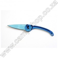 Tekut Mini Pecker Blue Titanium Nitride Coating