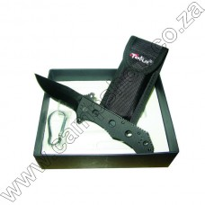 Tekut Escourt B Liner Lock Tact Folder W Sheath Gift Box