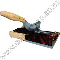 Ultratec Biltong-Pro Radiused Cutter W-Magnetic S-S Tray