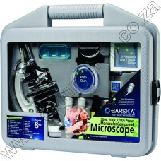Ay12938 Microscope Kids Kit W-Carry Case