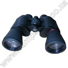 Ultraoptec Series 1 - 10X50 Black Rubber Covered Binocular