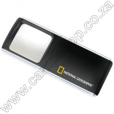 National Geographic 3X Pop-Up LED Magnifier
