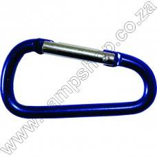 CA1 Ultratec Carabiner Med Round Blue