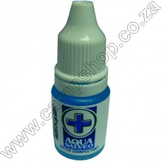 Aqua Salveo 10ML Water Disinfectant