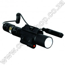 Ip6086 Iprotec Rm400  Light W-Laser