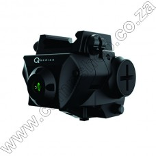Ip6117 Q-Series Subcompact Pistol Green Laser Sight