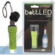 Ultratec BottLED - Rechargeable Green