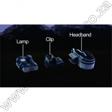 Nextorch Black 2XAAA, 48 Lum Eco-Star H-Lamp W-Capclip