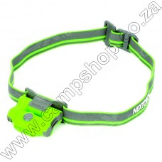 Nextorch Green 2XAAA, 48 Lum Eco-Star H-Lamp W-Capclip