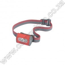 NEXTORCH TREKSTAR ULTRA LIGHT WT HEADLAMP 3 AAA RED