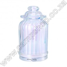 Hw10005 Sweet Pot Aroma Diffuser Usb Charging - Transparent