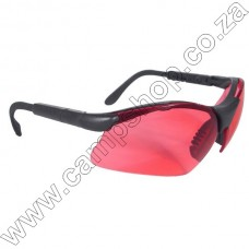 Rv0180Cs Radians Revelation Shooting Glasses Vermillion