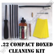 .22 Compact Boxed Cleaning Kit