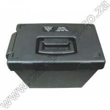 RAM Dry Box - Ammo Can Black 35X20X34Cm