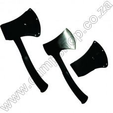 Ultraedge 300mm Axe and Saw With Sheath Black