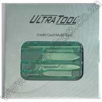 Credit Card Mini Tools - Green