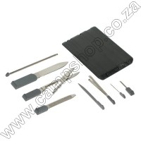 Credit Card Mini Tools - Black