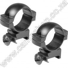 Ai10340 Weaver Style Rings  30mm High